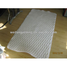 barato cojín de colchón acolchado 100% del algodón