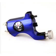 Nuevo diseño rotativo tatuaje ametralladora fuerte tranquila Motor