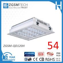 Перечисленный CE Водоустойчивое 120w 110lm/Вт cri70 Сид свет бензоколонки