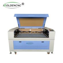 Gravura e corte de vidro plástico 1390 de gravação a laser de CO2