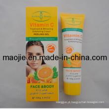 Tratamento com vitamina C beleza & branquinhos