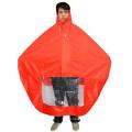 Custom Logo print Rain Proof Disposable Recycling Rain Gear Raincoat For Adult