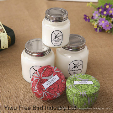 Yiwu Popular Soy Candle with High Quality Wholesale Made in China