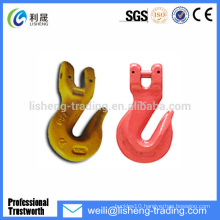 G80 forged alloy steel hook for crane