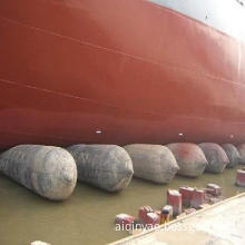 Marine Air bag for ship upgrading and launching