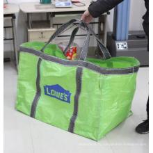 Печатная большая сумка для покупок