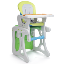 Multi-functional bebê NEO cadeira plástico elevado para 6 meses a 6 anos