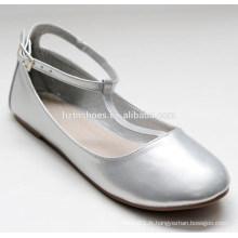Vente en gros chaussures princesse élégante femmes slip-on flat causal shoes