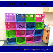 Teaching Clean Container Plastic Crate Mould