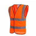 Safety reflective vest for road safety customizable