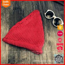 La última venta al por mayor del estilo modificó para requisitos particulares el sombrero hecho punto