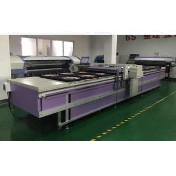 DTG Printing Machine with Pallets