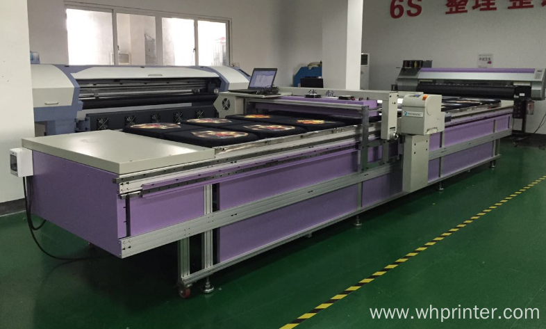 Digital T-Shirt Printer for Cotton Fabric Direct Printing