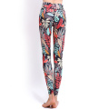Elastic Slim Mulheres Fitness Leggings Workout Pants
