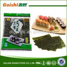2015 nova safra de alta qualidade Sushi Nori Roasted Seaweed