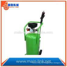 Máquina de limpieza de espuma de acero inoxidable