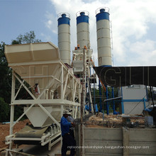 Advanced Technology! ! ! Hzs50 Portable Concrete Batch Plants, Concrete Batch Mix Plant for Sale