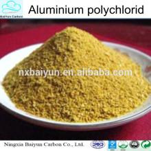 Поли Алюминиевый хлорид PAC для очистки воды