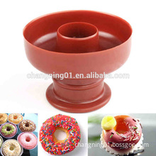 Baking Tools Mini Plastic Doughnut Tool,Donut Maker,doughnut cutter