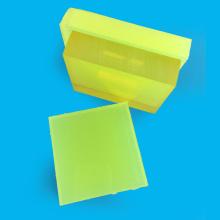 Moldagem processo construção Material poliuretano chapas