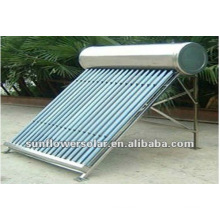 Vacuum Solar Collector for Domestic Pools