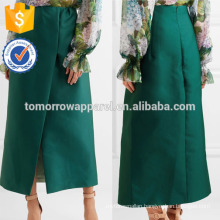 New Fashion Wrap Midi Summer Daily Skirt DEM/DOM Manufacture Wholesale Fashion Women Apparel (TA5108S)