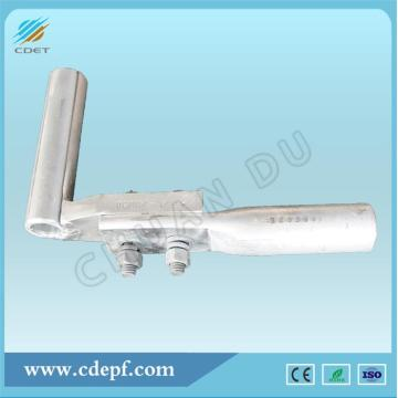 Aluminun TY Series T-connector of Hydraulic Compression Type