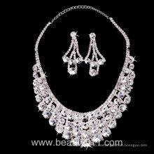 Las fotos reales de Astergarden Wedding Evening Necklace ASJ024