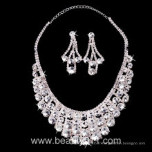 Astergarden Real Photos Wedding Evening Necklace ASJ024