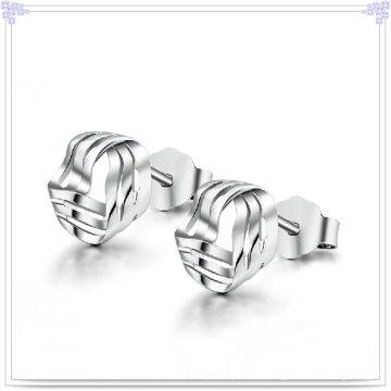 Серьги стерлингового серебра 925 ювелирных изделий способа серебряные (SE026)