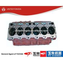 Original yuchai YC6108 cylinder block 330-1002114*-P
