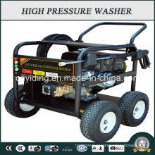 3600psi Бензиновая профессиональная сверхмощная коммерческая мойка высокого давления (HPW-QK1400KRE-2)
