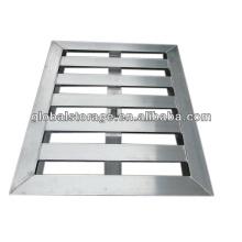 Palette en aluminium personnalisée