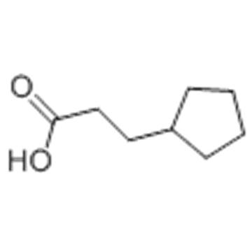 3-Cyclopentylpropionic acid CAS 140-77-2