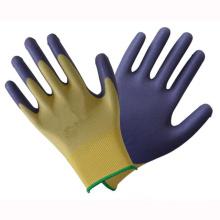 13t Fluoreszenz Latex beschichtete Handschuhe