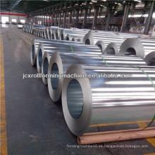 Bobina de acero galvanizado JCX-A1