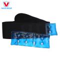 Coussin chauffant de soulagement de dos de soins de santé avec le paquet chauffant de clic de tissu
