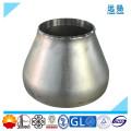 Réducteur concentrique en acier inoxydable 304 316L
