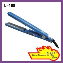L168 железа Выпрямитель для волос