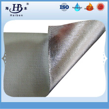 Factory direct sale heat retardant aluminized fiberglass fabric