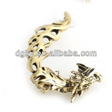 Мода дешевые украшения уха животных уха пирсинг Стад