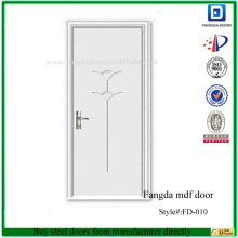 Fangda cheap mdf door