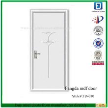 Фанда дешевые МДФ двери