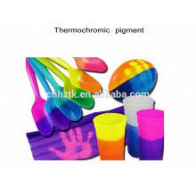 Thermochromic Pigment,heat sensitive pigment