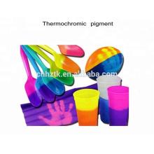 Pigmento Termocrômico, pigmento sensível ao calor