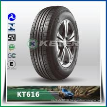 Low price chinese passenger car tyre KETER TYRE 235/75R15