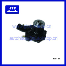 Diesel engine water pump 65.06500-6402 for Daewoo DH220-5