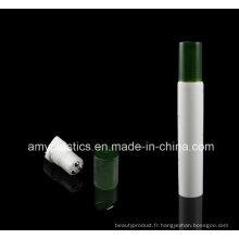 """Trio de 19mm (3/4"""") en métal Roller Ball Tube en plastique pour la cosmétique emballage"""