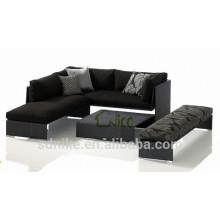 DE-(16) L Shaped Living Room Sofa Set Design and Price