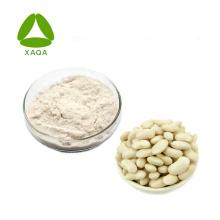 Extracto de planta en polvo de Phaseollin de frijol blanco